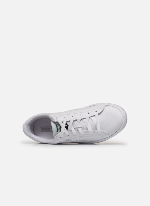 Sneakers Puma Basket Classic LFS E Wit links