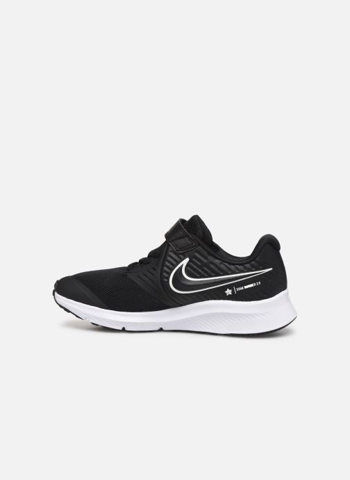 Chaussures de sport Nike Nike Star Runner 2 (Psv) Noir vue face