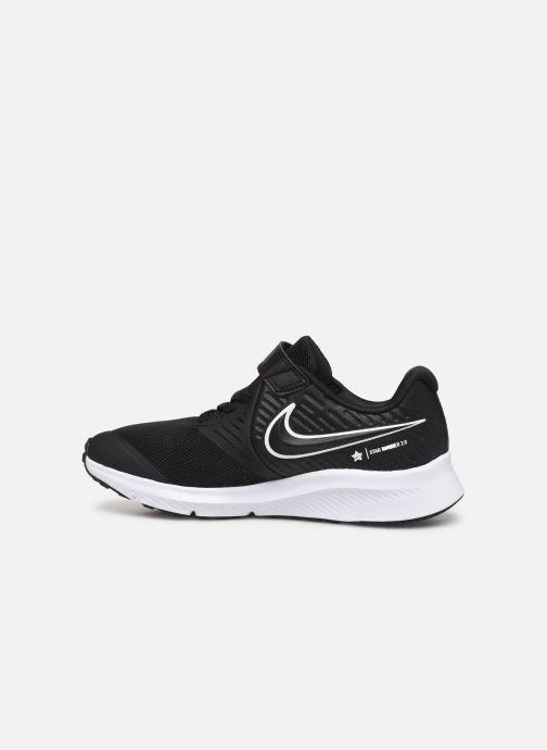 Sportschuhe Nike Nike Star Runner 2 (Psv) schwarz ansicht von vorne