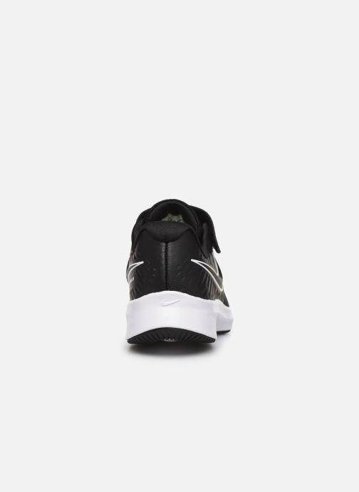 Sportschuhe Nike Nike Star Runner 2 (Psv) schwarz ansicht von rechts