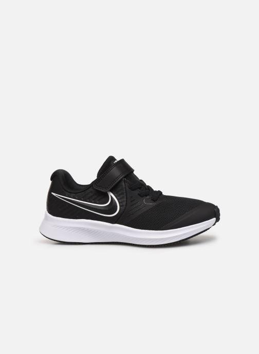 Sportschuhe Nike Nike Star Runner 2 (Psv) schwarz ansicht von hinten