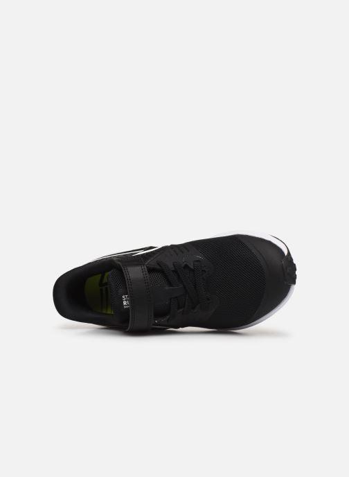 Sportschuhe Nike Nike Star Runner 2 (Psv) schwarz ansicht von links