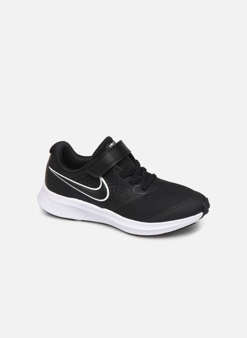 Zapatillas de deporte Nike Nike Star Runner 2 (Psv) Negro vista de detalle / par