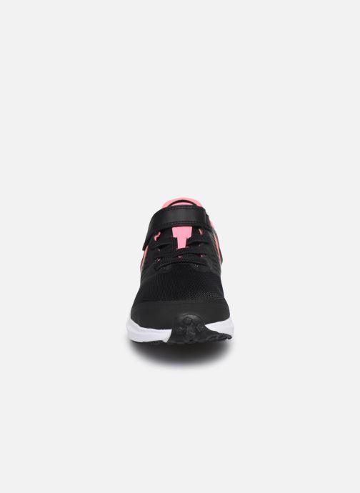 Zapatillas de deporte Nike Nike Star Runner 2 (Psv) Negro vista del modelo