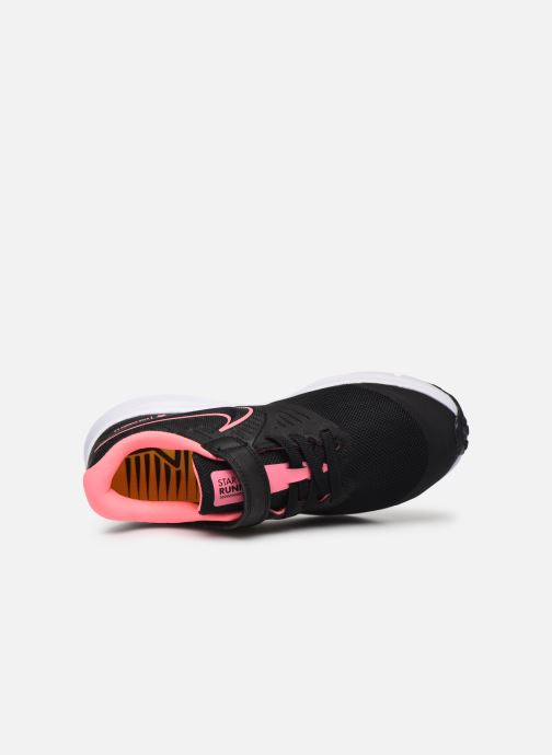 Zapatillas de deporte Nike Nike Star Runner 2 (Psv) Negro vista lateral izquierda