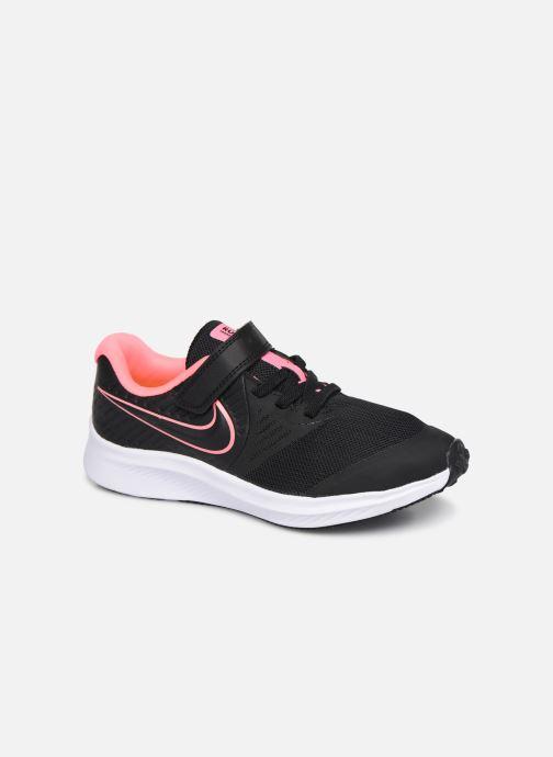Chaussures de sport Nike Nike Star Runner 2 (Psv) Noir vue détail/paire