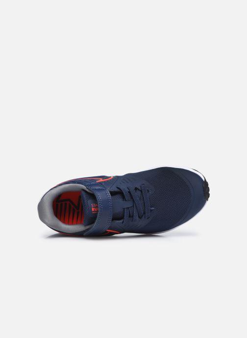 Chaussures de sport Nike Nike Star Runner 2 (Psv) Bleu vue gauche