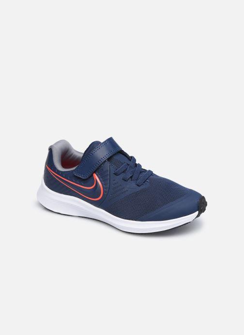 Chaussures de sport Nike Nike Star Runner 2 (Psv) Bleu vue détail/paire