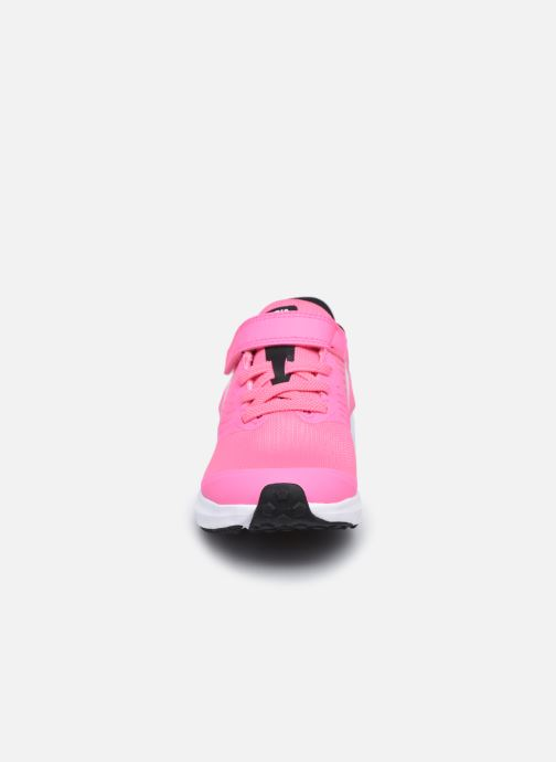 Scarpe sportive Nike Nike Star Runner 2 (Psv) Rosa modello indossato