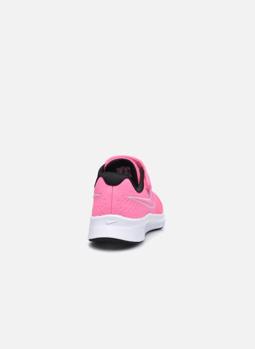 Scarpe sportive Nike Nike Star Runner 2 (Psv) Rosa immagine destra