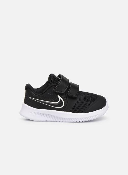 Sportschuhe Nike Nike Star Runner 2 (Tdv) schwarz ansicht von hinten