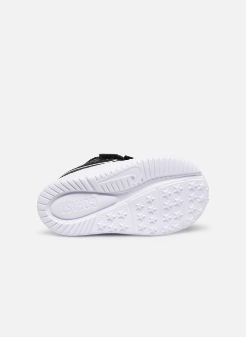 Sportschuhe Nike Nike Star Runner 2 (Tdv) schwarz ansicht von oben