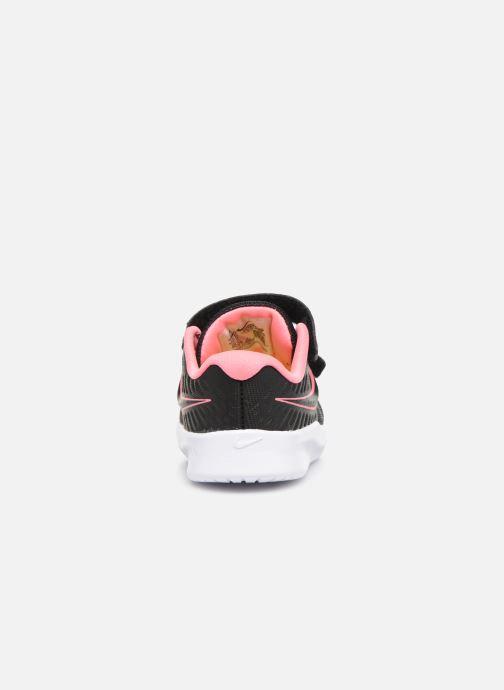 Chaussures de sport Nike Nike Star Runner 2 (Tdv) Noir vue droite