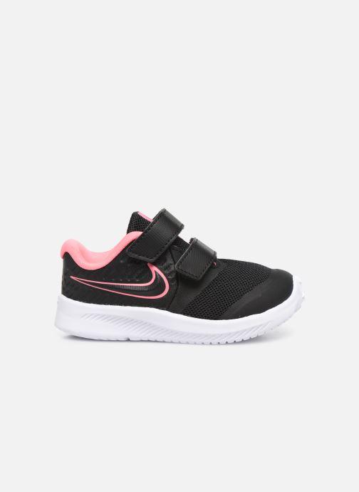 Sport shoes Nike Nike Star Runner 2 (Tdv) Black back view