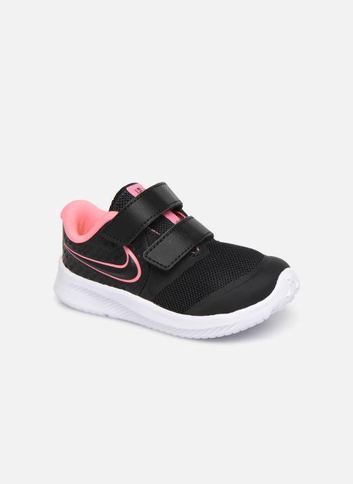 Sport shoes Nike Nike Star Runner 2 (Tdv) Black detailed view/ Pair view