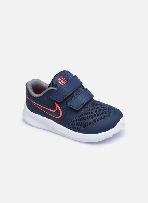 Chaussures de sport Nike Nike Star Runner 2 (Tdv) Bleu vue détail/paire
