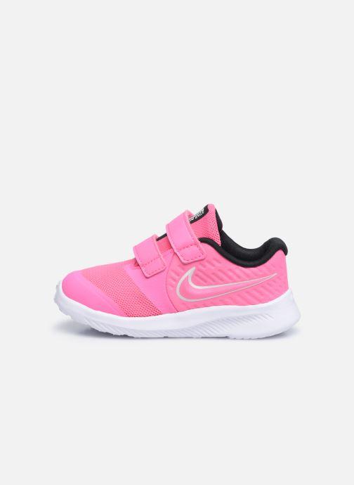 Scarpe sportive Nike Nike Star Runner 2 (Tdv) Rosa immagine frontale