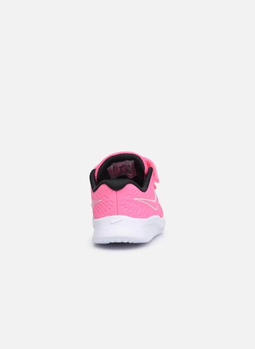 Scarpe sportive Nike Nike Star Runner 2 (Tdv) Rosa immagine destra