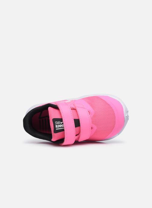 Scarpe sportive Nike Nike Star Runner 2 (Tdv) Rosa immagine sinistra