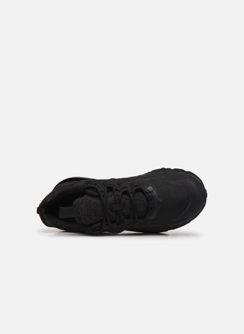Nike Nike Air Max 270 React (Gs) (Noir) Baskets chez