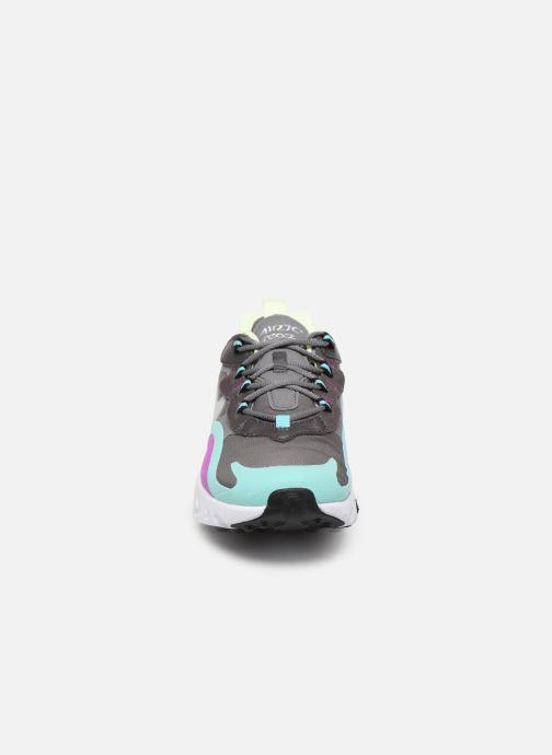 Baskets Nike Nike Air Max 270 React (Gs) Multicolore vue portées chaussures