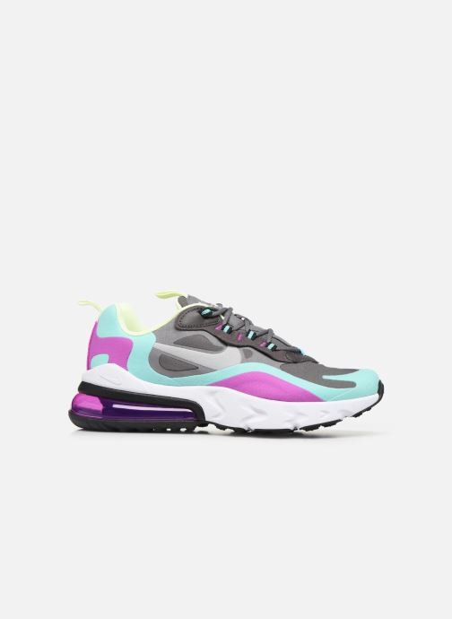 Deportivas Nike Nike Air Max 270 React (Gs) Multicolor vistra trasera