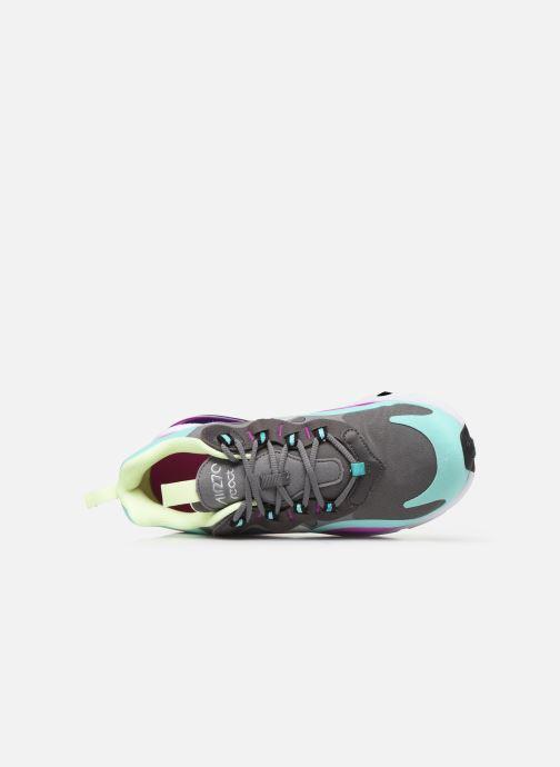 Baskets Nike Nike Air Max 270 React (Gs) Multicolore vue gauche