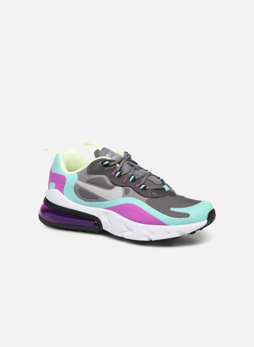 Deportivas Nike Nike Air Max 270 React (Gs) Multicolor vista de detalle / par