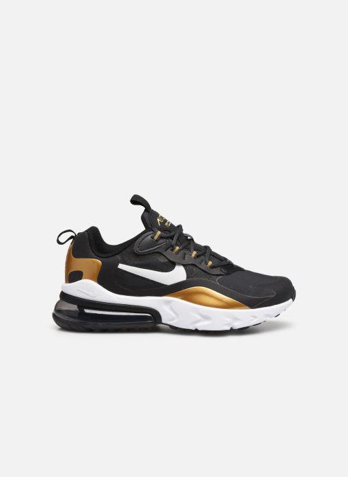 Trainers Nike Nike Air Max 270 React (Gs) Black back view