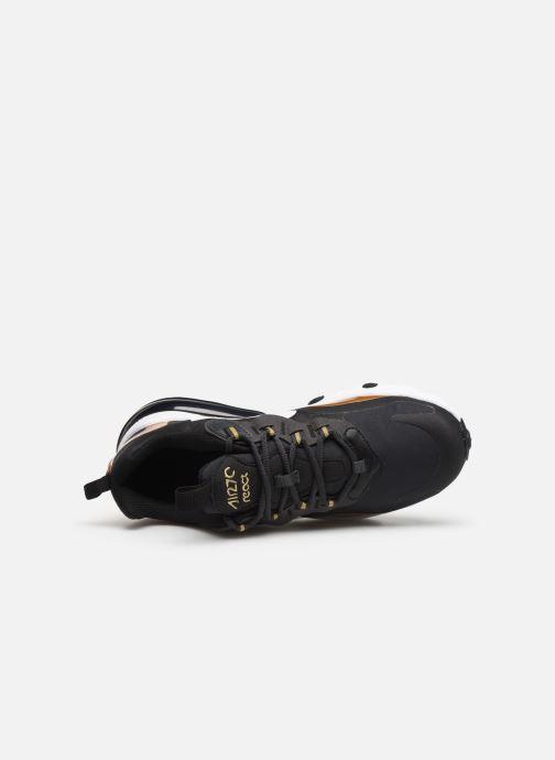 Baskets Nike Nike Air Max 270 React (Gs) Noir vue gauche