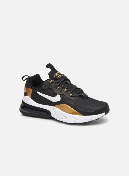Trainers Nike Nike Air Max 270 React (Gs) Black detailed view/ Pair view