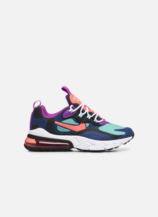 Sneakers Nike Nike Air Max 270 React (Gs) Blauw achterkant