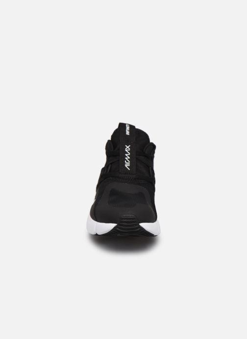 Sneaker Nike Nike Air Max Infinity (Gs) schwarz schuhe getragen