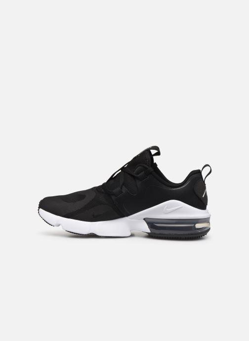 Sneaker Nike Nike Air Max Infinity (Gs) schwarz ansicht von vorne