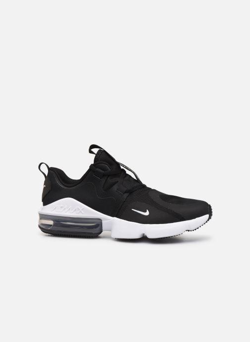 Sneaker Nike Nike Air Max Infinity (Gs) schwarz ansicht von hinten