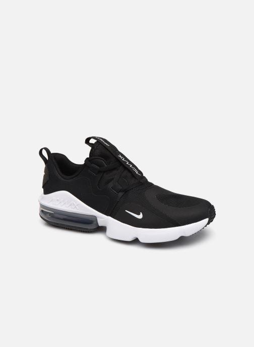 Baskets Nike Nike Air Max Infinity (Gs) Noir vue détail/paire