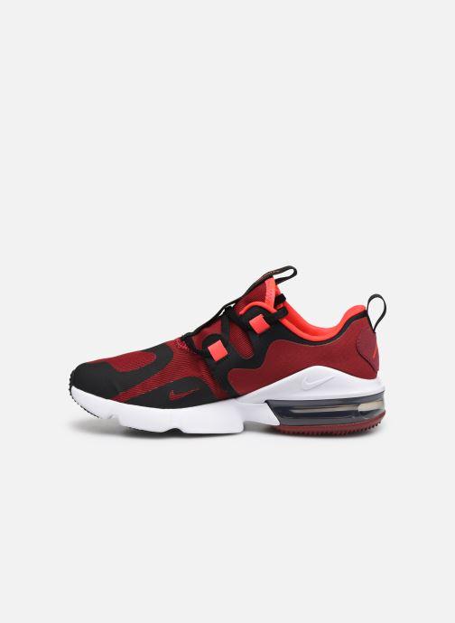 Sneaker Nike Nike Air Max Infinity (Gs) rot ansicht von vorne