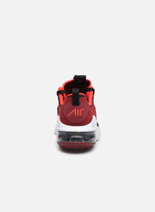 Sneaker Nike Nike Air Max Infinity (Gs) rot ansicht von rechts