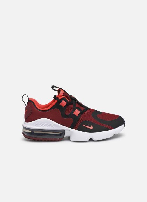 Baskets Nike Nike Air Max Infinity (Gs) Rouge vue derrière