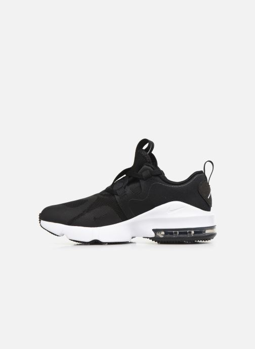 Sneakers Nike Nike Air Max Infinity (Ps) Nero immagine frontale