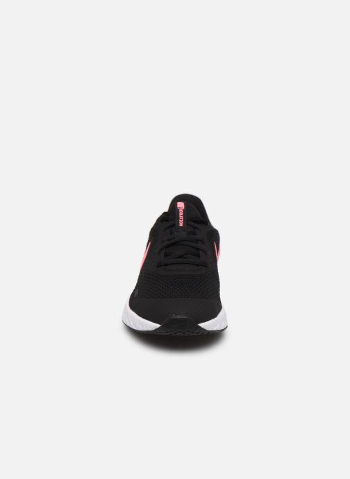 Baskets Nike Nike Revolution 5 (Gs) Noir vue portées chaussures