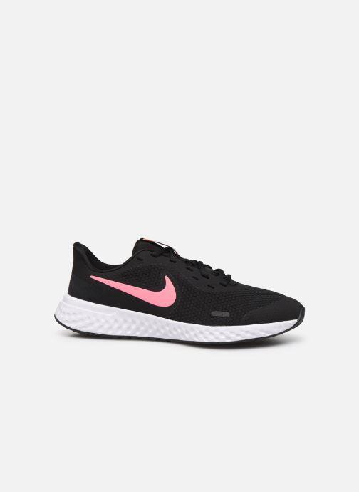 Baskets Nike Nike Revolution 5 (Gs) Noir vue derrière