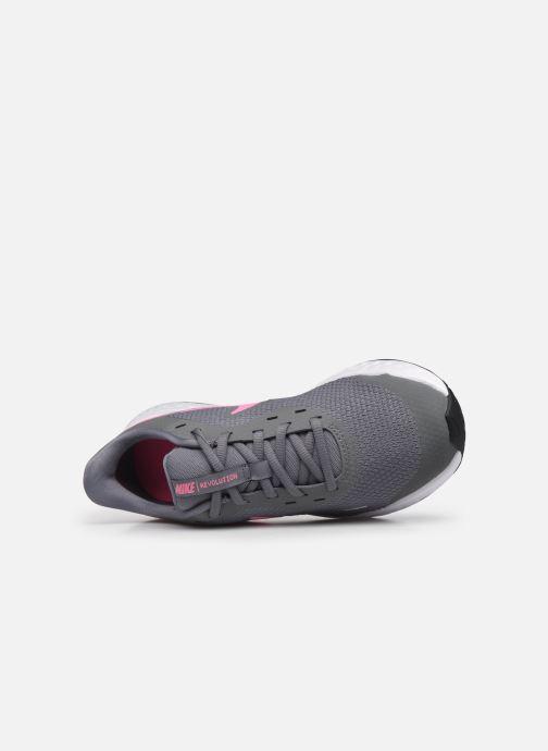 Sneakers Nike Nike Revolution 5 (Gs) Grigio immagine sinistra