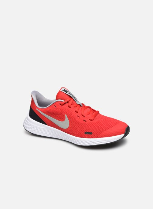 Sneakers Nike Nike Revolution 5 (Gs) Rood detail