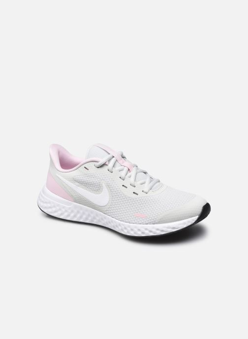 Sneakers Nike Nike Revolution 5 (Gs) Grijs detail