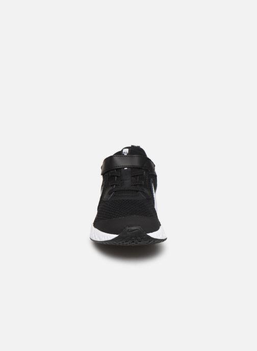Sneaker Nike Nike Revolution 5 (Psv) schwarz schuhe getragen