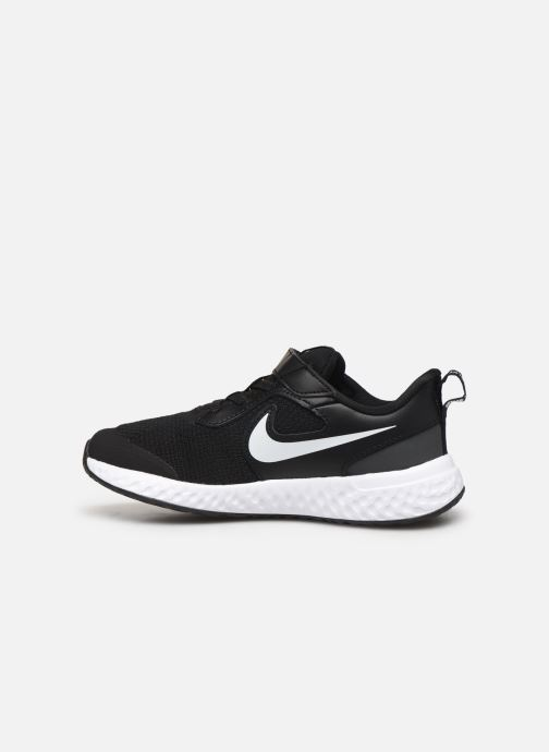 Baskets Nike Nike Revolution 5 (Psv) Noir vue face