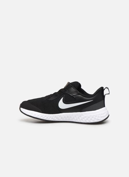 Deportivas Nike Nike Revolution 5 (Psv) Negro vista de frente