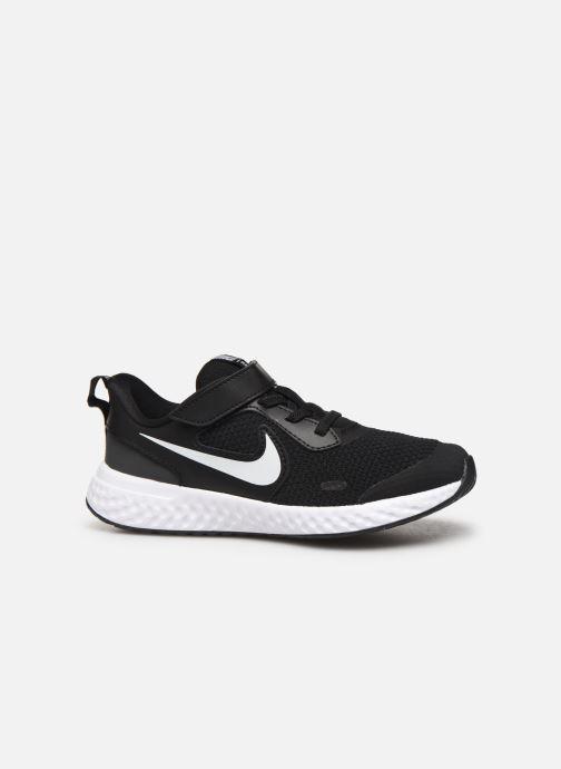 Baskets Nike Nike Revolution 5 (Psv) Noir vue derrière