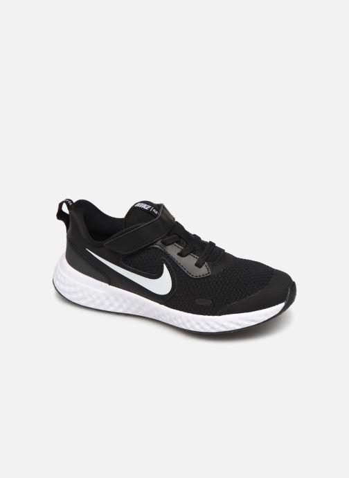 Sneaker Nike Nike Revolution 5 (Psv) schwarz detaillierte ansicht/modell